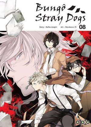 Bungô Stray Dogs 8 Simple