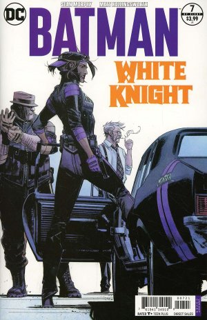 Batman - White Knight 7 Issues (2017 - 2018)