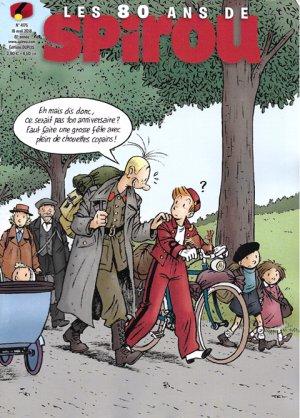 Album Spirou (recueil) 4175 - Les 80ans de Spirou