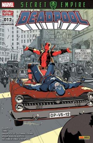 Spider-Man / Deadpool # 12 Kiosque V5 (2017 - 2018)
