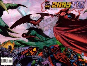 2099 A.D. édition Issue (1995)