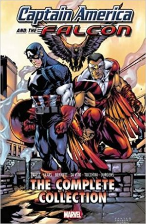 Captain America and the Falcon édition TPB softcover (souple)