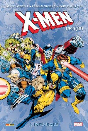 X-Men # 1993.3