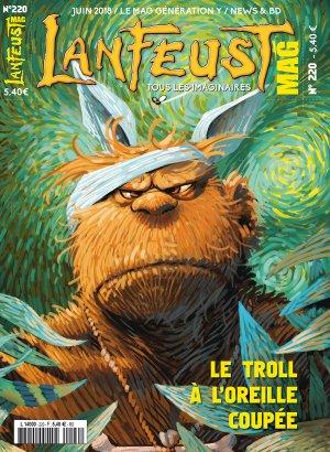 Lanfeust Mag # 220
