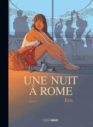 Une nuit à Rome édition Toilé