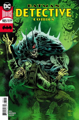 Batman - Detective Comics # 985 Issues V1 Suite (2016 - Ongoing)