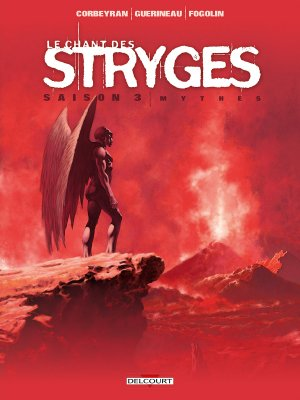 Le chant des Stryges # 18 simple 2004