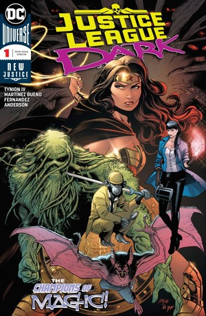 Justice League Dark édition Issues V2 (2018 - Ongoing)