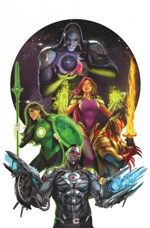 Justice League Odyssey édition Issues V1 (2018 - Ongoing)