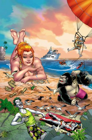 DC Beach Blanket Bad Guys Special # 1 Issues