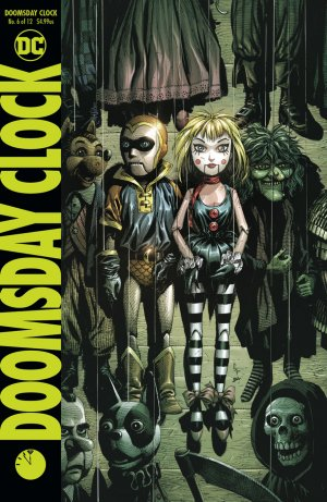 Doomsday Clock # 6 Issues (2017 - 2018)