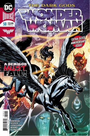 Wonder Woman # 50 Issues V5 - Rebirth (2016 - en cours)