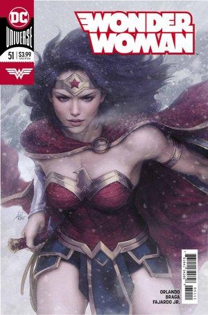 Wonder Woman # 51