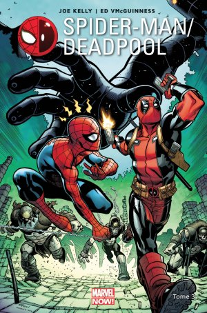 Spider-Man / Deadpool # 3
