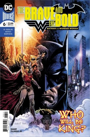 The Brave and the Bold - Batman and Wonder Woman # 6 Issues