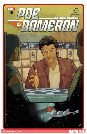 Star Wars - Poe Dameron # 27