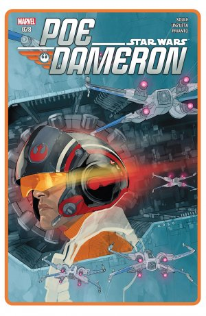 Star Wars - Poe Dameron # 28