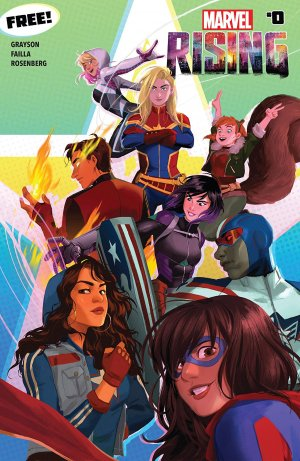 Marvel Rising édition Issues V1 (2018)