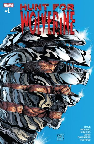 Hunt for Wolverine # 1 Issue (2018)