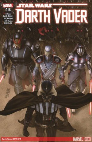 Darth Vader # 16 Issues V2 (2017 - 2018)