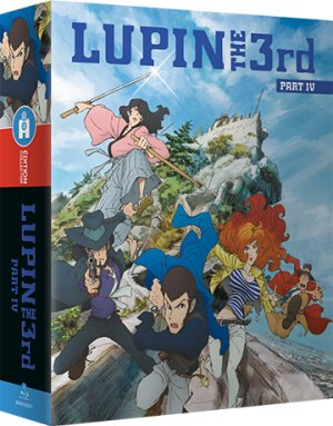 Lupin The Third édition Blu-ray
