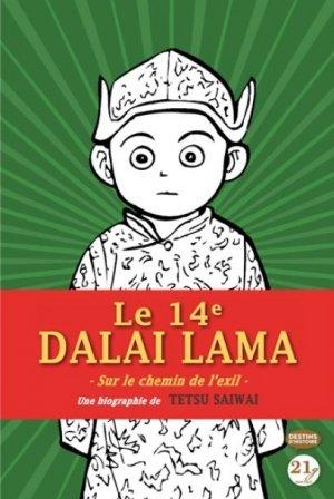 Le 14e Dalaï-Lama édition Simple