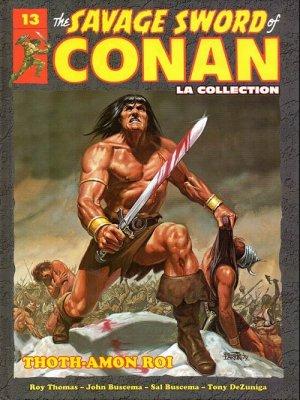 The Savage Sword of Conan 13 -  Thoth-amon roi