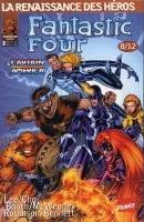 Captain America # 8 Kiosque (1998 - 1999)