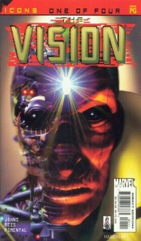 Avengers Icons - The Vision édition Issues (2002 - 2003)