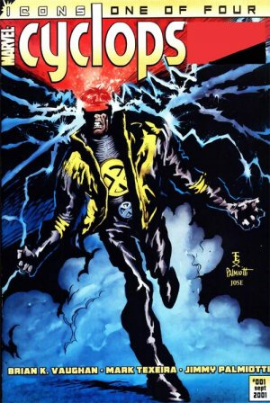 Cyclops édition Issues V1 (2001)