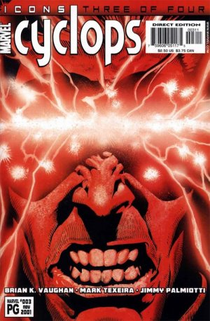 Cyclops # 3 Issues V1 (2001)
