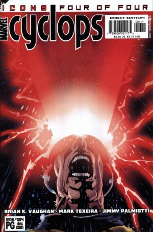 Cyclops # 4 Issues V1 (2001)