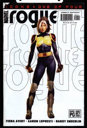 Rogue # 1 Issues V2 (2001 - 2002)