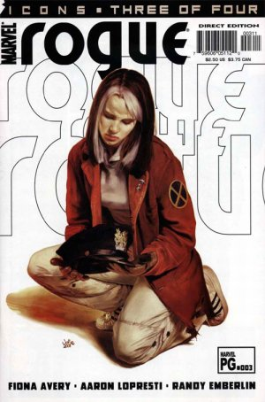 Rogue # 3 Issues V2 (2001 - 2002)