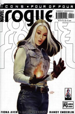 Rogue # 4 Issues V2 (2001 - 2002)