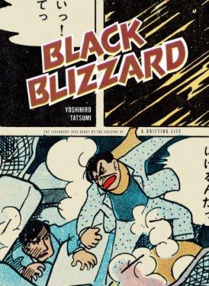 Black Blizzard Manga