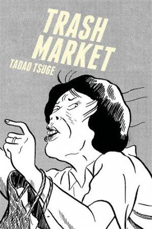 Trash Market Manga