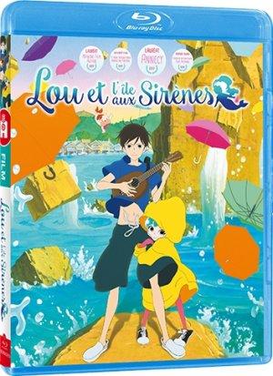 Lou et l'île aux sirènes édition Simple
