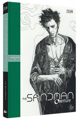 Sandman - Ouverture édition TPB hardcover (cartonnée) - Gallery Edition
