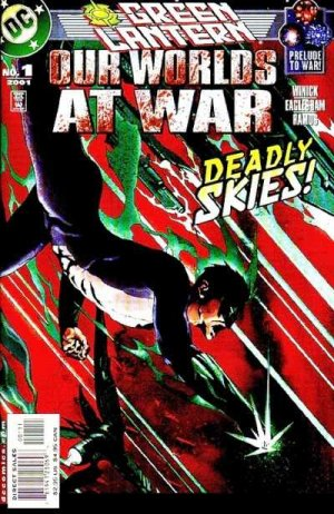 Green Lantern - Our Worlds At War édition Issues