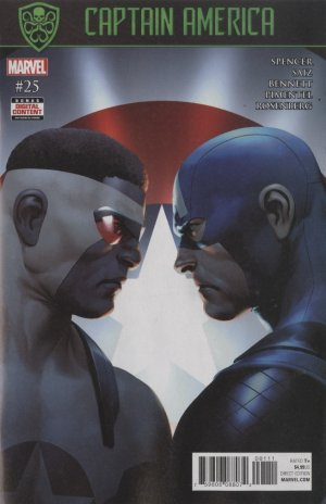 Captain America édition Issues V8 (2017)