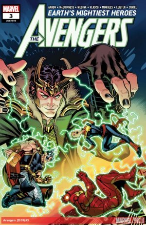 Avengers # 3 Issues V8 (2018 - Ongoing)