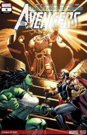 Avengers # 4 Issues V8 (2018 - Ongoing)