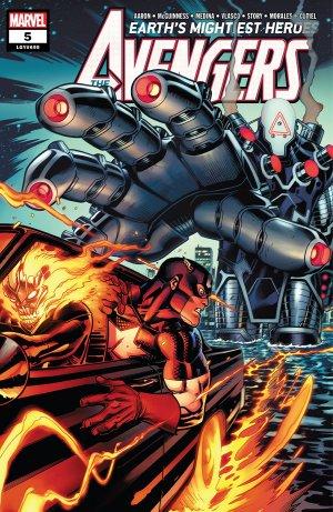 Avengers # 5 Issues V8 (2018 - Ongoing)
