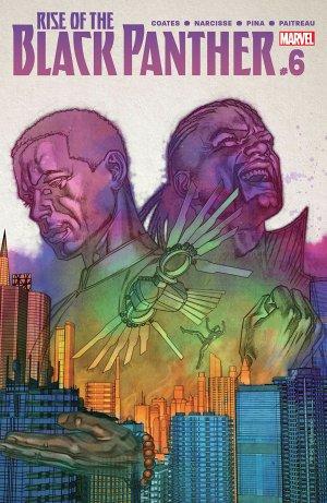 Black Panther - Le Sacre de La Panthère Noire # 6 Issues (2018)