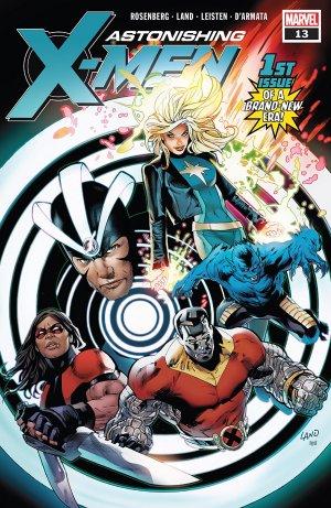 Astonishing X-Men # 13 Issues V4 (2017 - 2018)