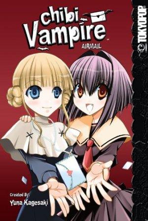 Karin Airmail Manga