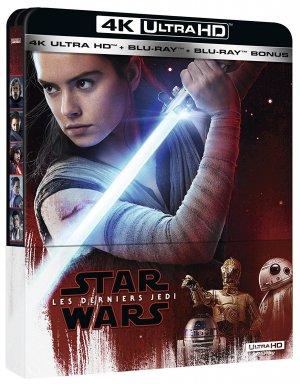 Star Wars - Les Derniers Jedi  - Star Wars - Les Derniers Jedi