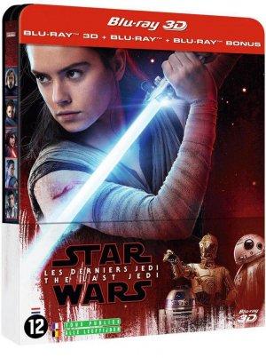 Star Wars - Les Derniers Jedi édition Steelbook