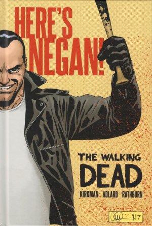 Walking Dead - Negan édition TPB hardcover (cartonnée)